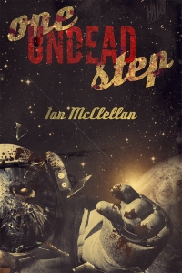 One Undead Step front cover